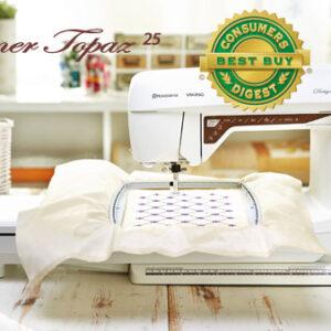 Husqvarna Viking Topaz 25, Sewing & Embroidery Machine (Copy)