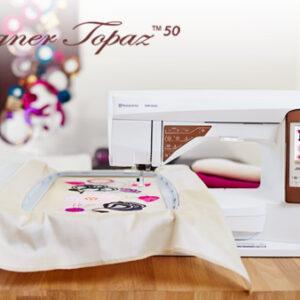 Husqvarna Viking Topaz 50, Sewing & Embroidery Machine
