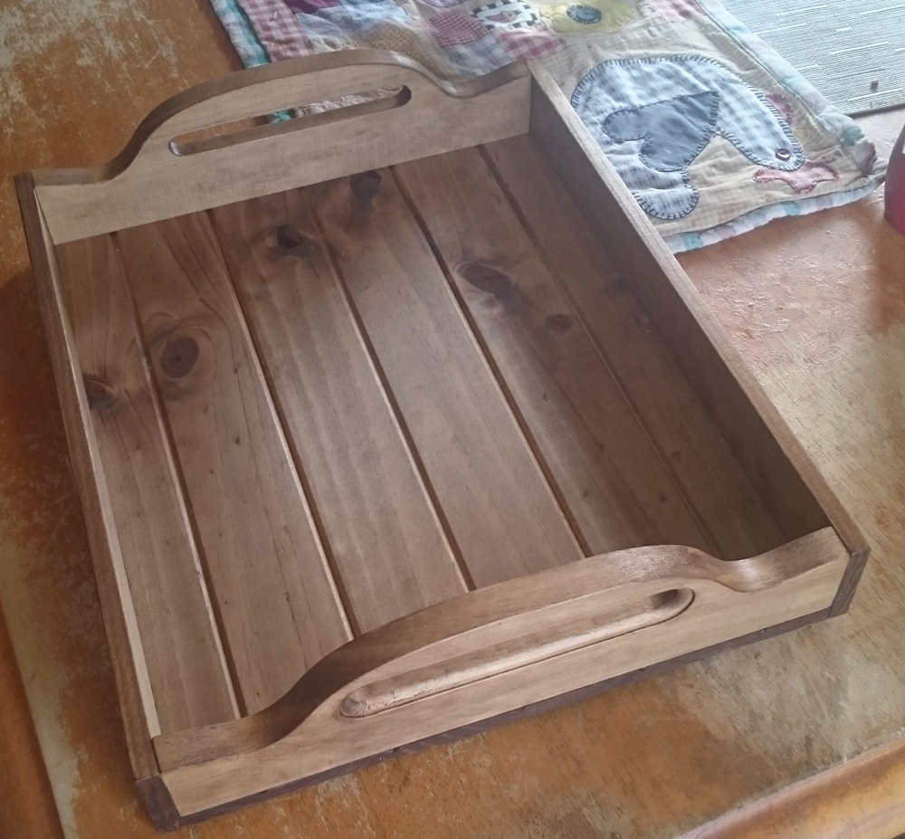 Uncategorized Handmade Wooden Trays handmade wooden bbq tray dining breakfast in bed timber new