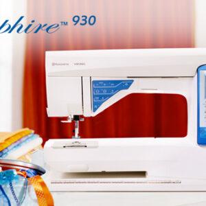 Husqvarna Viking Sapphire 930 Sewing Machine Brand NEW