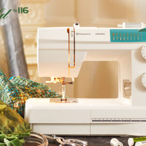 Husqvarna Viking Emerald 116 Sewing Machine Brand NEW