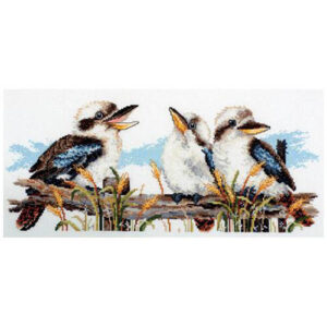 DMC Cross Stitch Kit KOOKABURRA Counted X Stitch NEW incl Thread