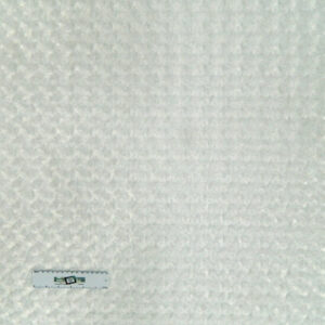 COUNTRY QUILTING FABRIC Minky Soft Cuddle Material 50 x 150cm White New
