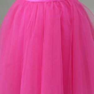 Wedding Dancing Tutu TULLE Dark Pink Very Soft & Fine Polyester Tuile 1mx150cm New