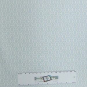 Quilting Patchwork Sewing Cotton Fabric NOTTING HILL AQUA 50x55cm FQ NEW