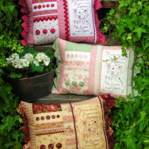 Quilting Sewing Cushion Pattern SUNSHINE IN OUR HEART Sally Giblin Rivendale Collection NEW