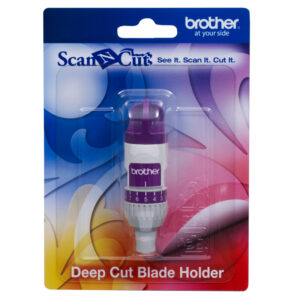 Brother ScanNCut Scan and Cut New Deep Cut Blade Holder New