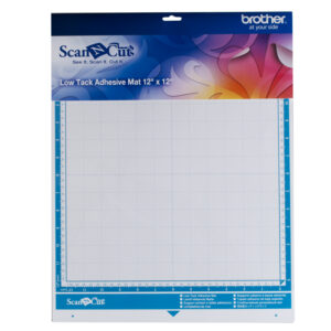 "Brother ScanNCut Scan and Cut New LOW TACK 12x12"" Adhesive Mat New"