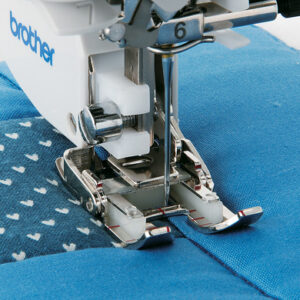 Brother WALKING FOOT 7mm Genuine Sewing Machine Part NEW Dressmaking, Quilting