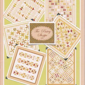Quilting and Sewing Pattern Fig Tree & Co THE PASTRY SHOPPE New