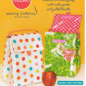 Quilting Pattern LUNCH BAG Sewing Pattern by MODKID New