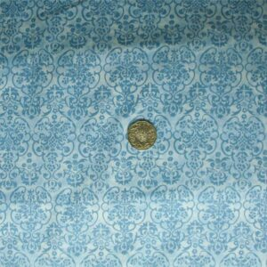 COUNTRY-QUILTING-FABRIC-Allover-Blue-tone-on-tone-fabric-Fat-Quarter-50x55cm-162014403699