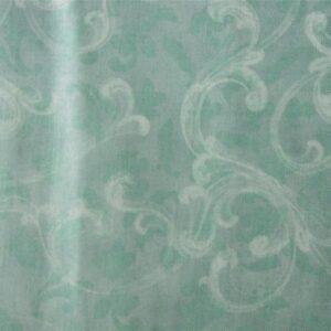 COUNTRY-QUILTING-FABRIC-Blue-Aqua-Swirls-Allover-Fabric-Fat-Quarter-50x55cm-161100172778