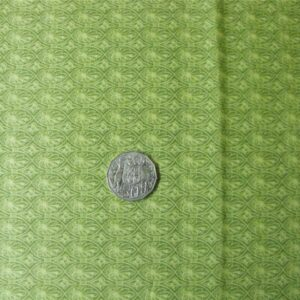 COUNTRY-QUILTING-FABRIC-Green-allover-tone-on-tone-fabric-Fat-Quarter-50x55cm-162014440106