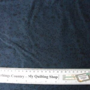 COUNTRY-QUILTING-FABRIC-Navy-Blue-Quilt-Wide-Backing-240-x-50cm-New-Queen-King-111492487355