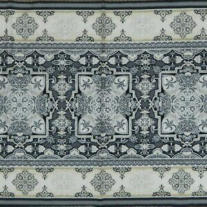 Country-Patchwork-Quilting-Fabric-CELTIC-FLORAL-DESIGN-NEW-Sewing-Panel-60x110cm-111992298911