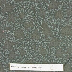 Country-Patchwork-Quilting-Fabric-Charcoal-Black-Grey-Sewing-50-x-55-FQ-161709780285