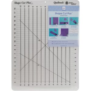 June-Tailor-Shape-Cut-Plus-Ruler-for-Quilting-Fabric-Cutter-Template-Sewing-111850518688