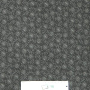 Patchwork-Quilting-Fabric-BLACK-WITH-GREY-TONES-Sewing-Material-Cotton-FQ50X55cm-162098201529