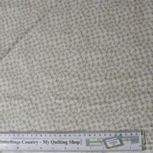 Patchwork-Quilting-Fabric-Cream-Seeds-Tonal-Cotton-Quilt-Fat-Quarter-FQ-111334887818