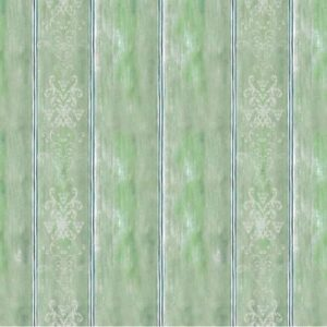 Patchwork-Quilting-Fabric-Dream-Garden-Green-Boards-Material-Cotton-FQ-New-161504473011
