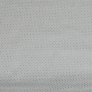 Patchwork-Quilting-Fabric-GREY-WITH-PEARLESENCE-DOTS-Sewing-Cotton-FQ-50X55-cm-162187662211