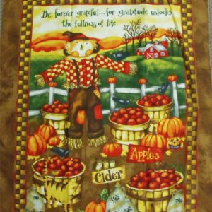 Patchwork-Quilting-Fabric-Harvest-Angels-Lg-Panel-Material-for-Patchwork-New-111391121077