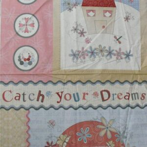 Patchwork-Quilting-Fabric-LIfe-Journey-Beautiful-Dreams-Cotton-Quilt-Panel-111319154833