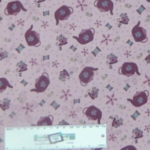 Patchwork-Quilting-Fabric-LYNETTE-ANDERSON-Sewing-NEEDLES-PINS-1-FQ50X55cm-NEW-162143333157