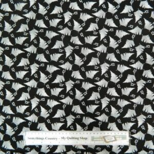 Patchwork-Quilting-Fabric-NZ-SILVER-FERN-Material-Sewing-Cotton-FQ-50x55cm-NEW-111958611388