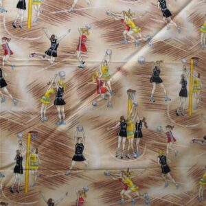 Sports Themed Fabric