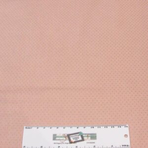 Patchwork Quilting Fabric PINK WITH PEARLESENCE DOTS Sewing Cotton FQ 50X55 cm