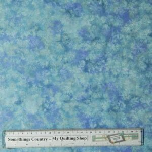 Patchwork-Quilting-Fabric-RK-FUSION-MIST-BLUES-Sewing-Material-Cotton-FQ50X55cm-112022123878