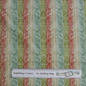 Patchwork-Quilting-Fabric-Rainbow-Tone-on-Tone-Strips-Material-Cotton-FQ-New-161404950180
