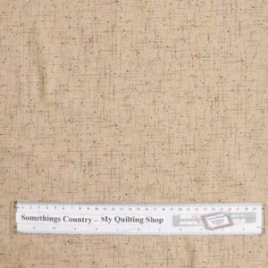 Patchwork-Quilting-Fabric-Sand-Fawn-Specks-Flecks-Cotton-Quilt-50x55cm-FQ-161603368174