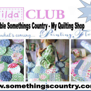 Tilda-Club-March-2015-Quilting-Sewing-Fabric-Single-Issue-111630761461